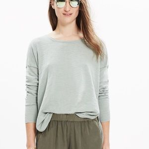 Madewell clearweather pullover sweater top